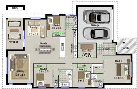 simple 4 bedroom house plans home and apartment the breathtaking design of simple 4 bedroom