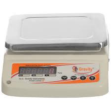 gravity electronic weighing machine 10 5