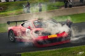 retro ferrari gallery disaster strikes ferrari 458 crash motorsport retro