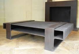bureau beton ciré atelier taporo mobilier tables basses design en beton ductal lafarge