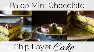 mint paleo gluten free chocolate cake food faith fitness