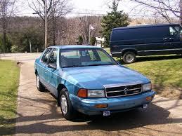 Dodge Spirit Plymouth Acclaim Chrysler Triple12jlspirit 1991 Dodge Spirit Specs Photos Modification