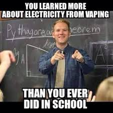 Electricity Meme - 12 hilarious vape memes that will make lol