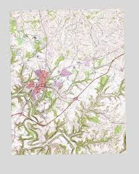kentucky map bardstown bardstown ky topographic map topoquest