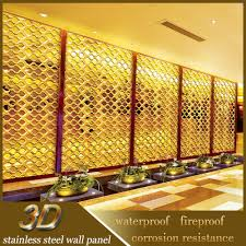 Metal Room Dividers by Restaurant Wall Divider Restaurant Wall Divider Suppliers And