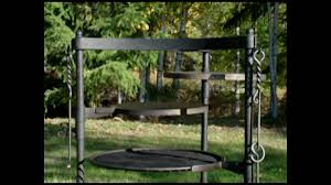 Firepit Swing by Out West Fire Pit Bbq The Best Bbq Youtube