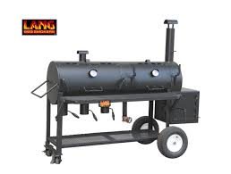 hybrid models lang bbq cookers