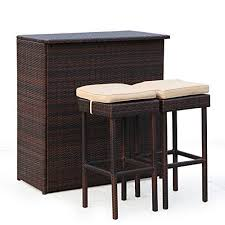 Patio Furniture Bar Set 19 Best Outdoor Bar Sets Images On Pinterest Outdoor Bar Sets