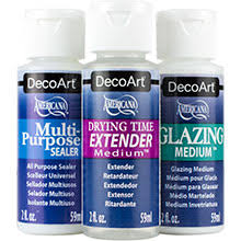 decoart americana line of acrylic paints