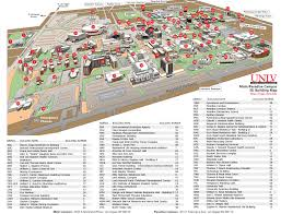 Mccarran Airport Map Unlv Map Travel To The Aaaspd Meeting In Las Vegas Nevada Unlv
