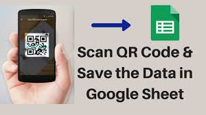 scan barcode android scan qr code from android and save it sheet appscript