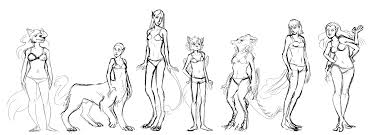Female Body Anatomy Drawing How To Draw Different Body Types Google Search Refs