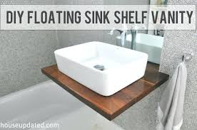 Bathroom Sink Installation Vanities Bathroom Vanity Diy Vintage Sink Diy Bathroom Sink Base
