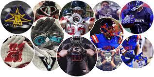 Flag Football Gloves G Sportswear Your Team Your Design
