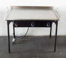 Cooktop With Griddle And Grill Flat Top Grill Ebay