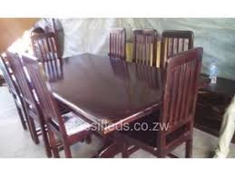 Dining Room Suite Dining Room Suites For Sale In Zimbabwe Www Classifieds Co Zw