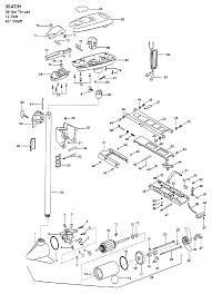 minn kota all terrain 36 hand control parts 1999 from fish307 com