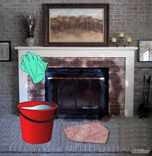 How To Lay Brick Fireplace by The 25 Best Fireplace Redo Ideas On Pinterest Brick Fireplace