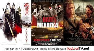 film merah putih 3 full movie jadwal film dan sepakbola 11 oktober 2012 jadwal tv