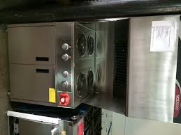 Ventless Range Ventless Hood