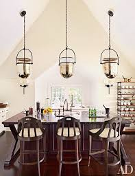 Pendant Light Kitchen 31 Kitchens With Pretty Pendant Lighting Photos Architectural Digest