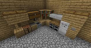 minecraft interior design kitchen kitchens in minecraft homes decoration tips