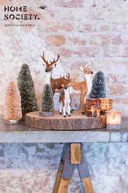 home interior votive cups home society soft fur deers and cute xmas trees feather votive