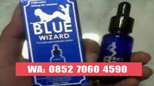 wa 0852 7060 4590 grosir blue wizard semprot medan 100 asli