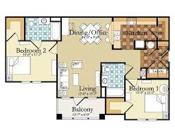 apartment layout design architecture excellent 2 typical luxury apartment complex interior