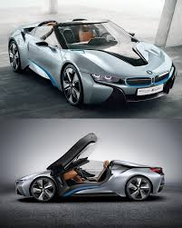 future bmw bmw i8 concept spyder takes to the road sounds almost as gorgeous