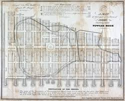 Street Map Of New York City by Historical Hudson County New Jersey Maps