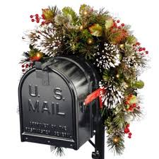 buy led mailbox swag from bed bath beyond