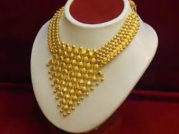 beautiful gold necklace set images Pleasurable inspiration beautiful necklace designs in gold 2016 jpg
