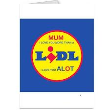 lidl mothers day joke card funny amazon co uk kitchen u0026 home