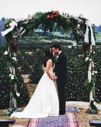 christmas tree farm wedding popsugar love u0026