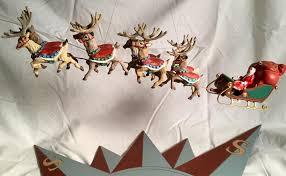 polar express flying reindeer o railroading on line forum