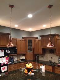 Lantern Kitchen Lighting by Q 1 Interior Light Copper Lantern Kitchen Lighting