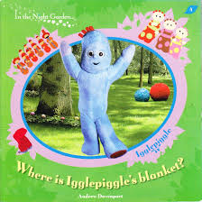 where s in the night garden where is igglepiggle s blanket beautiful