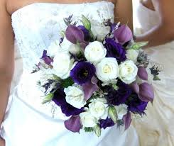 wedding flowers purple awesome purple and white wedding flowers pictures styles ideas