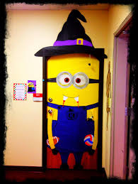 57 minion halloween door decorating ideas planning a fun party