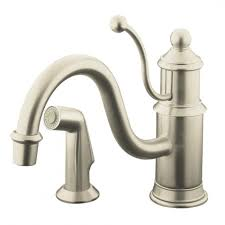 excellent kohler single handle kitchen faucet repair 13 for your