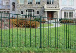 jerith fence style 202 ornamental aluminum fence the look of