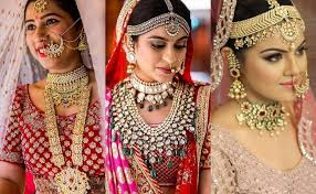 bridal jewellery images top indian bridal jewellery trends for 2018