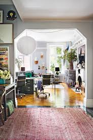 bohemian apartment in york rodman primack architectural digest