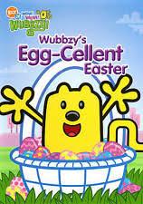 wow wow wubbzy wubbzys egg cellent easter dvd 2011 ebay