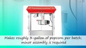Old Fashioned Popcorn Machine Great Northern Popcorn 6010 Roosevelt Top Antique Style Popcorn