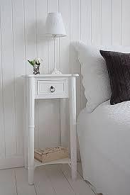 Small Bedside Table Narrow Tables Narrow Bedside Table Ideas Stylish Narrow