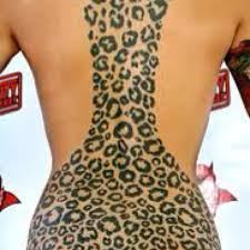 116 best leopard print tattoo images on pinterest tattoo designs
