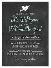 chalkboard wedding invitations chalk wedding invitations on 100 recycled paper simple