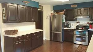 dark chocolate kitchen cabinets cabinets painted in general finishes dark chocolate milk paint